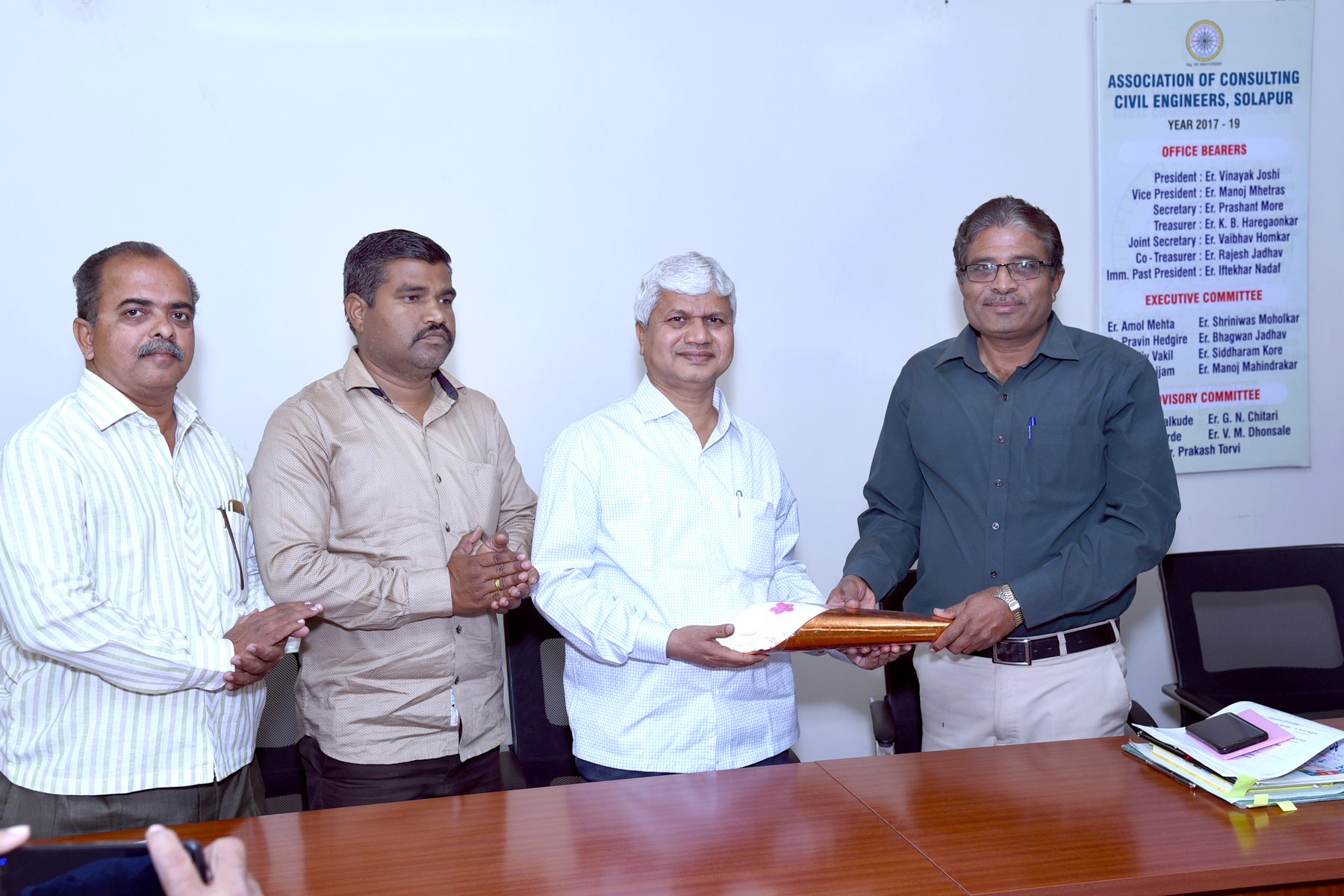 Inauguration of ACCE Solapur