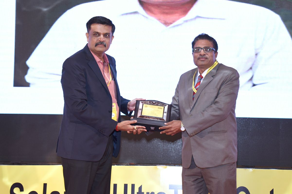 ACCE-Ultratech Oustanding Concrete structure Award